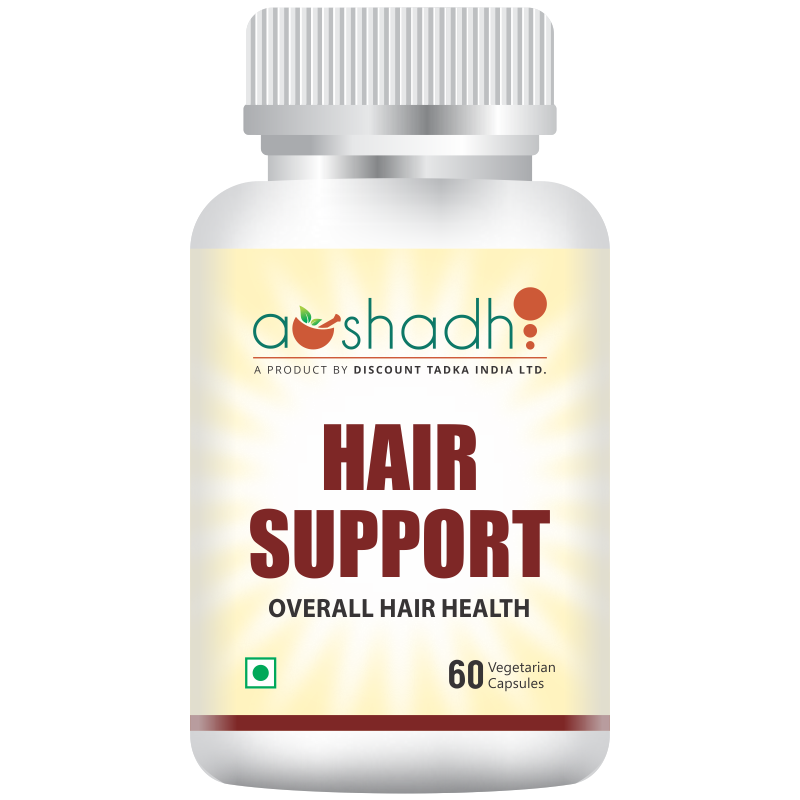 Hair Support (60 Capsules)