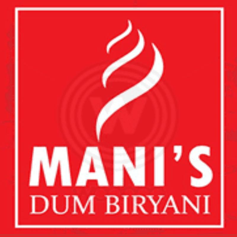 Mani's Dum Biryani Voucher 1000