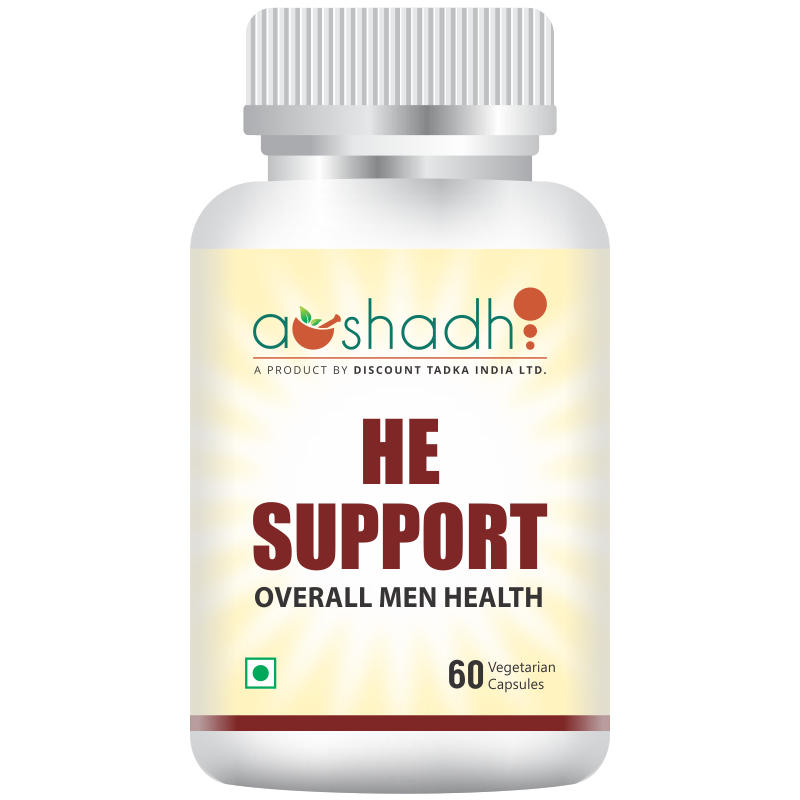 He Support  (60 Capsules)