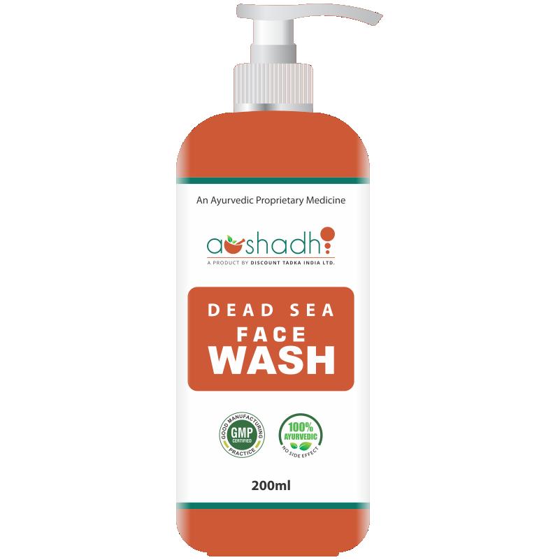 Dead Sea Face Wash (200 ML)