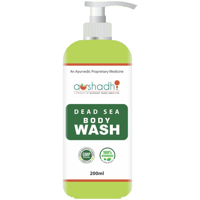 Dead Sea Body Wash (200 ML)