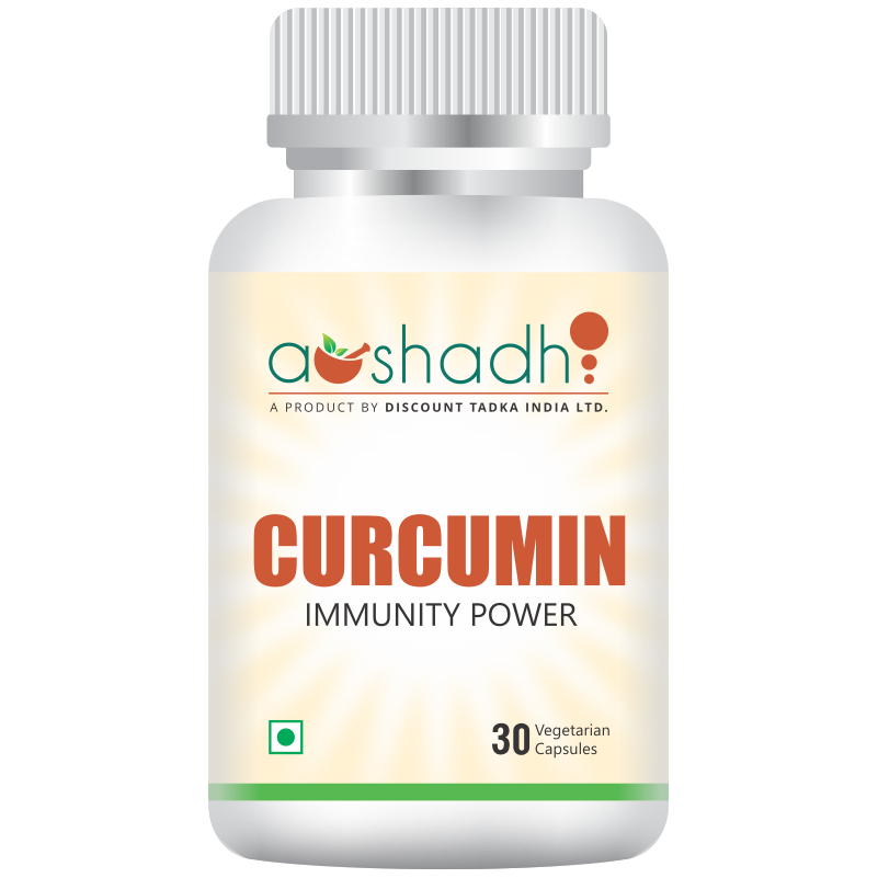Curcumin Capsules (30 Capsules)