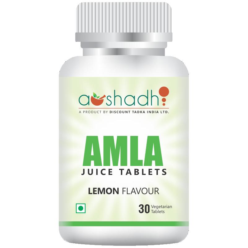 Amla Juice (30 Tablets)
