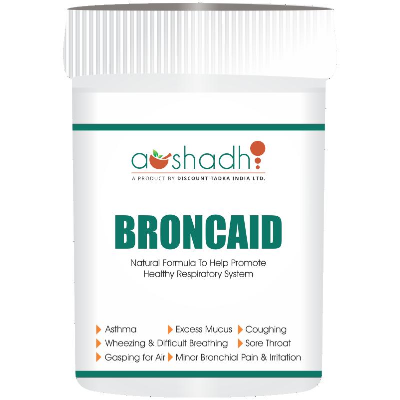 Broncaid (50GM)