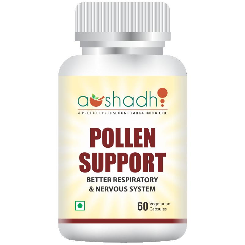 Pollen Support (60 Capsules)