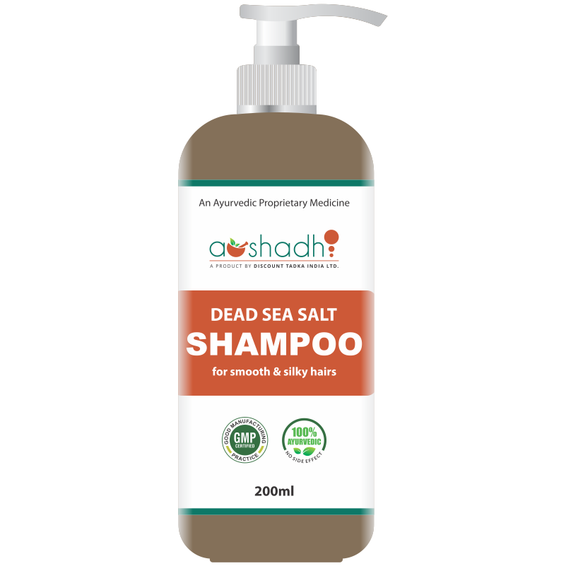 Dead Sea Shampoo (200 ML)