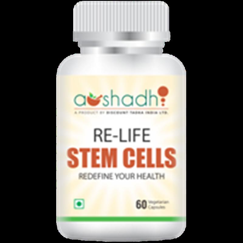 Stem Life Cells (60 Capsules)