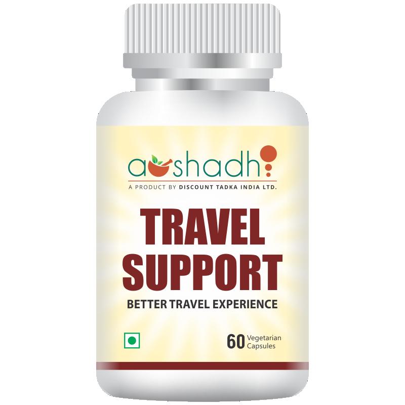 Travel Support ( 60 Capsules )