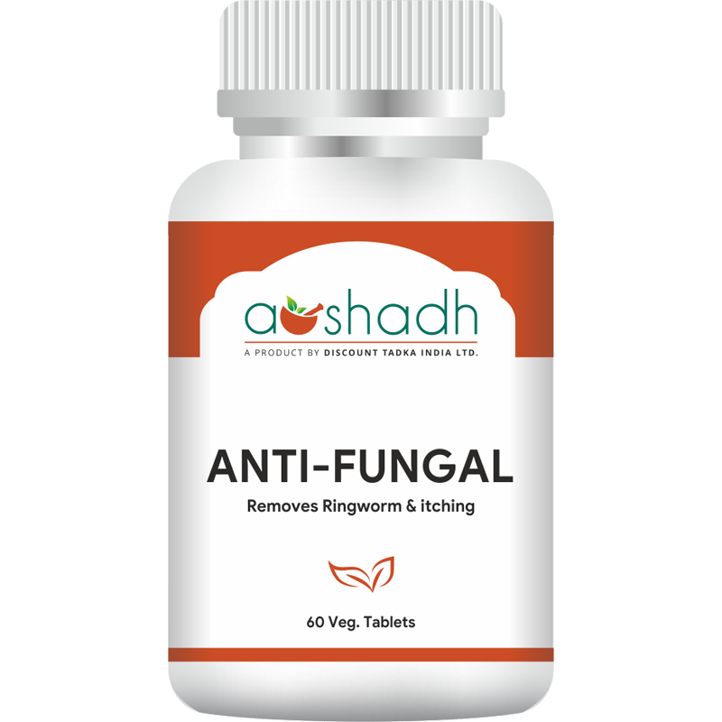 Anti-Fungal Tablet (60 Tablets)