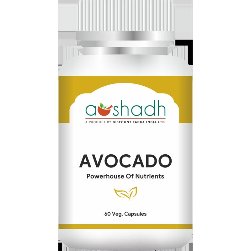 Avocado (60 Capsules)