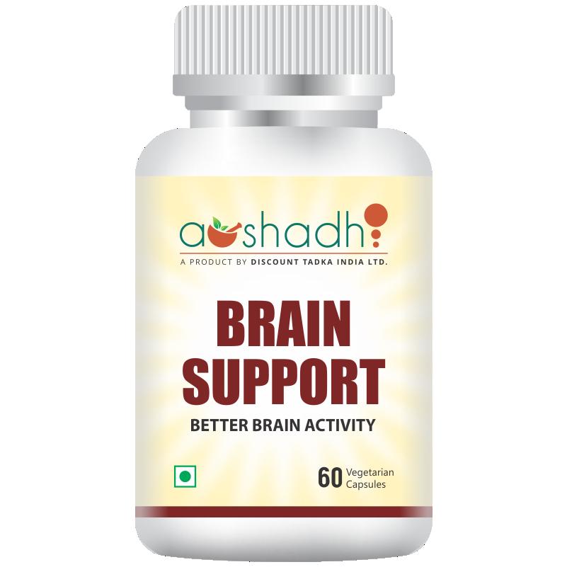 Brain Support (60 Capsules)