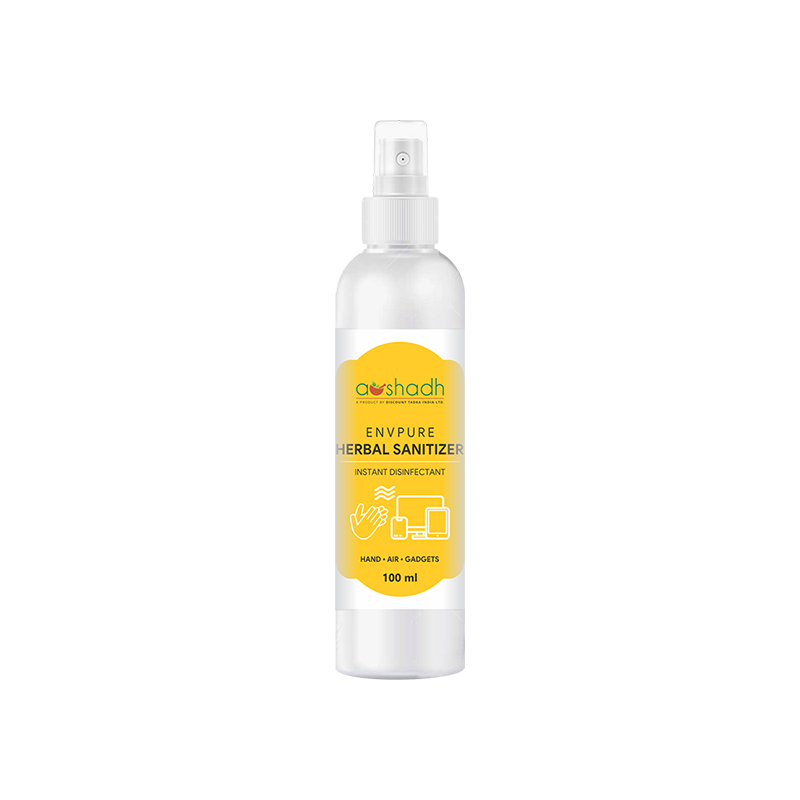 Envpure Herbal Sanitizer  (100 ML)