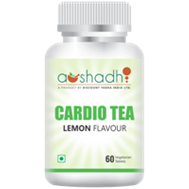Cardio Tea (60 Capsules)