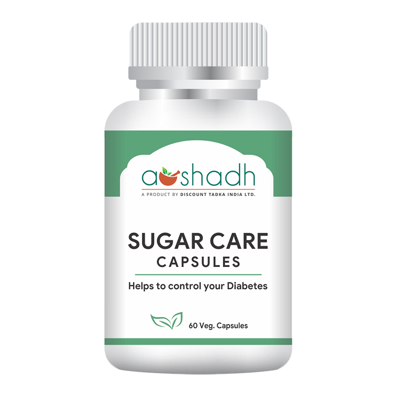 Sugar Care ( 60 Capsules )