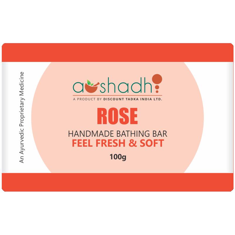 Rose Soap (100 GM)