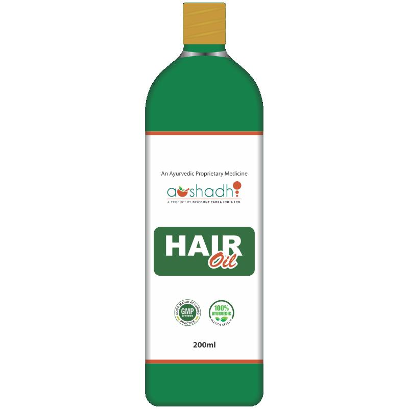 Hair Oil (200 ML)