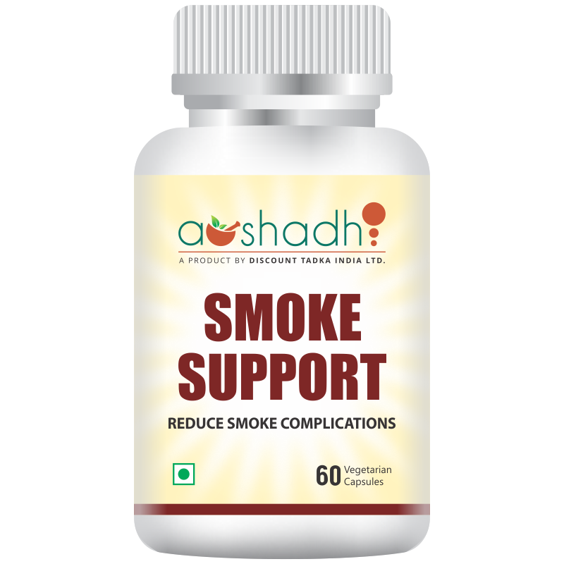 Smoke Support (60 Tablets)