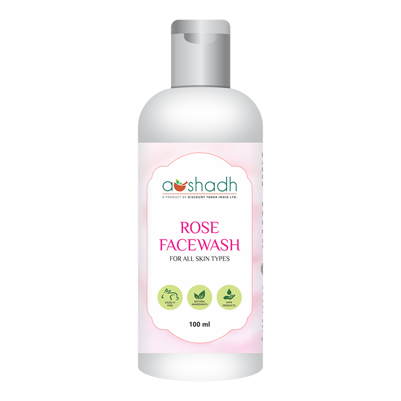 Rose Facewash (100ml)