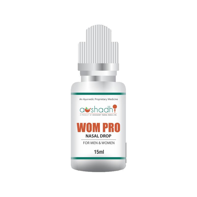 Wom Pro (15 ML)