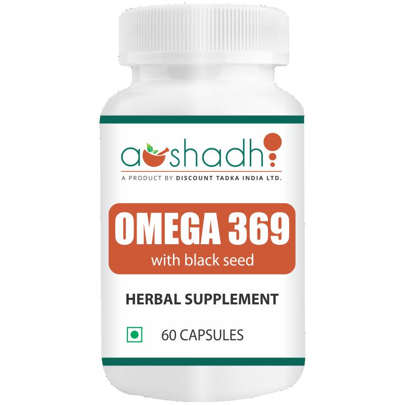 Omega 369  (60 Capsules)